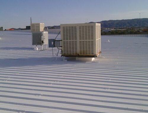 Cutter Aviation Re-Roof