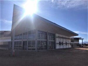 Mica Mountain HS Entrance