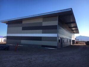 Mica Mountain HS Panels