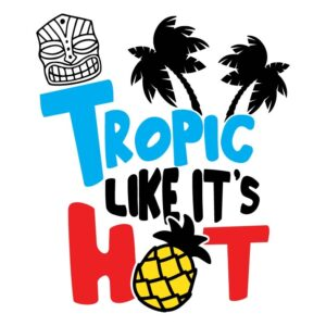 The Chandler Compadres Tropic Like It's Hot non-profit party